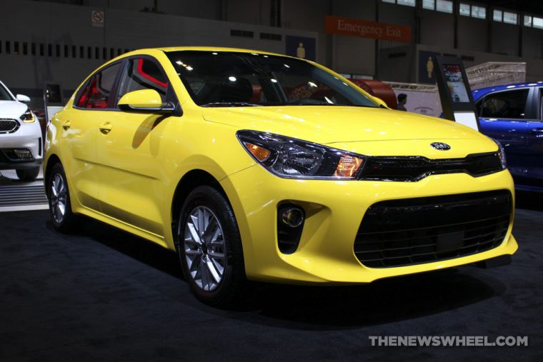 J D Power Recognizes Kia Rio As Most Dependable Small Car The