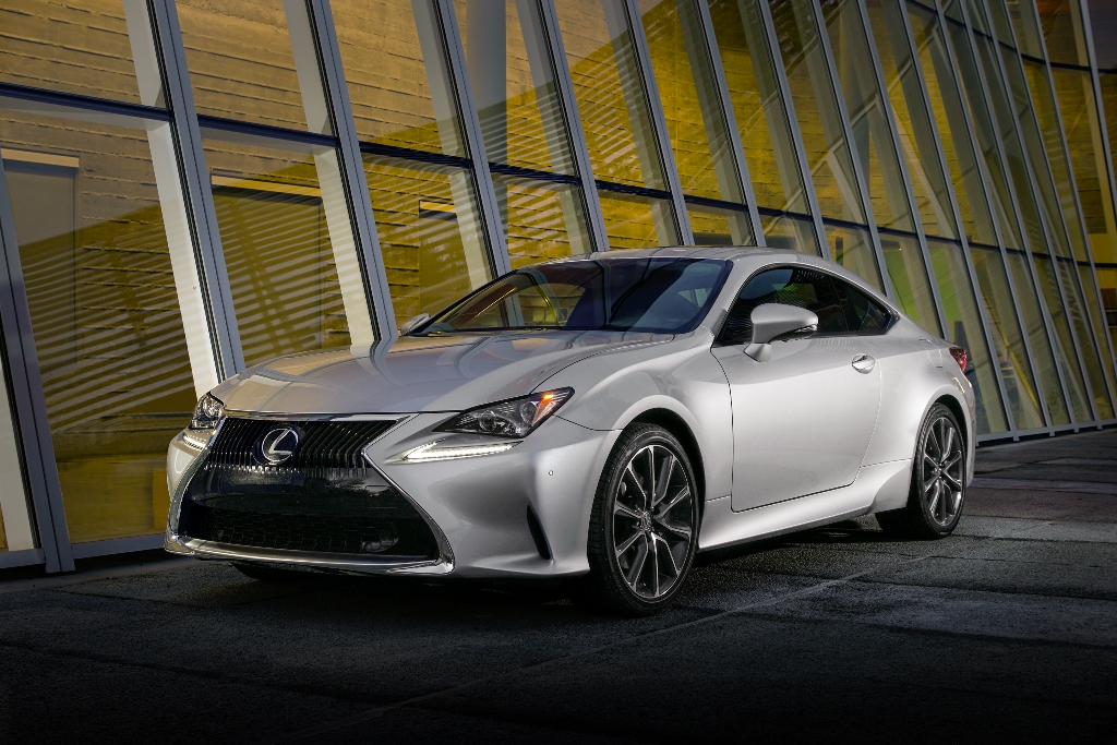 2018 lexus rc overview the news wheel. Black Bedroom Furniture Sets. Home Design Ideas