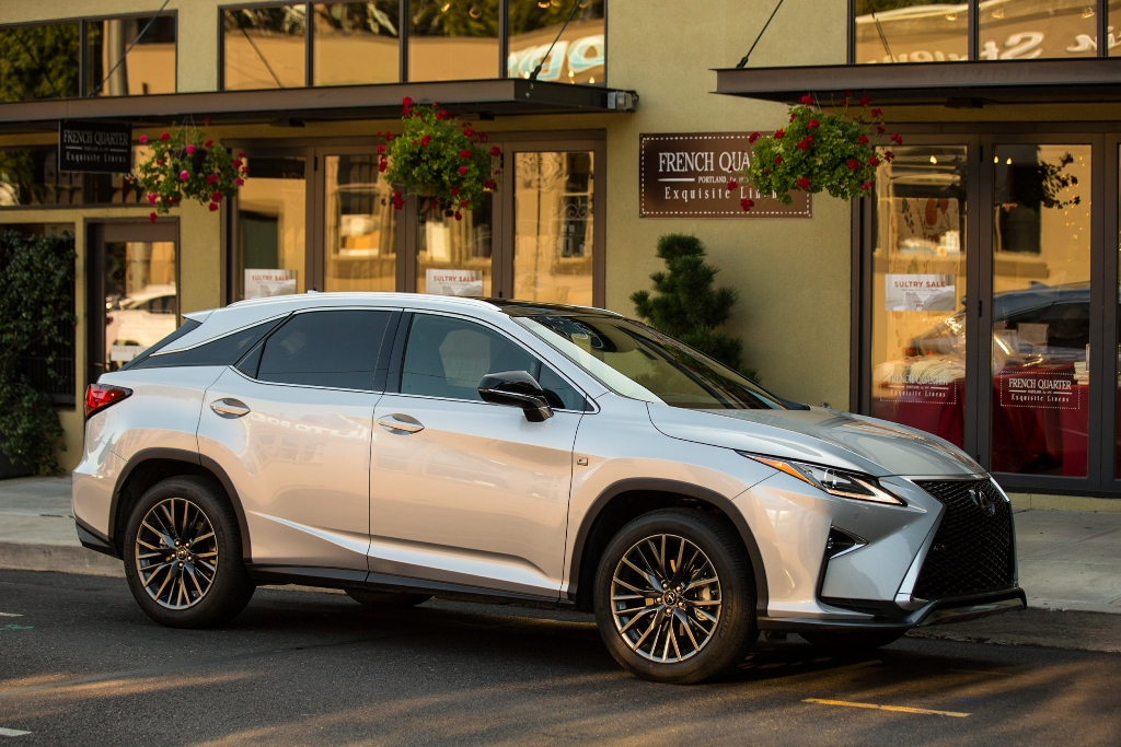 2018 lexus rx overview the news wheel. Black Bedroom Furniture Sets. Home Design Ideas