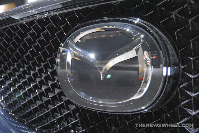 2018 Mazda CX-5 logo