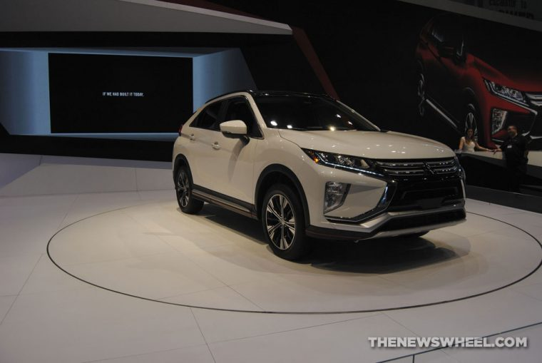 Chicago Auto Show - 2018 Mitsubishi Eclipse Cross