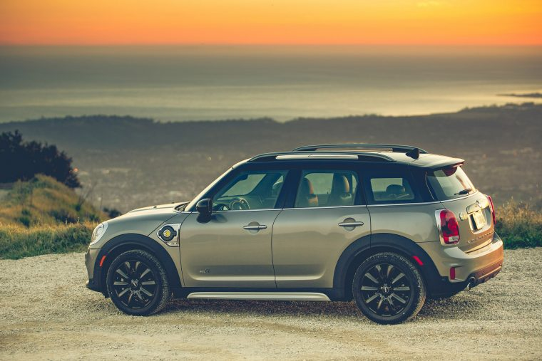 Mini Cooper SE Countryman All4 plug-in hybrid