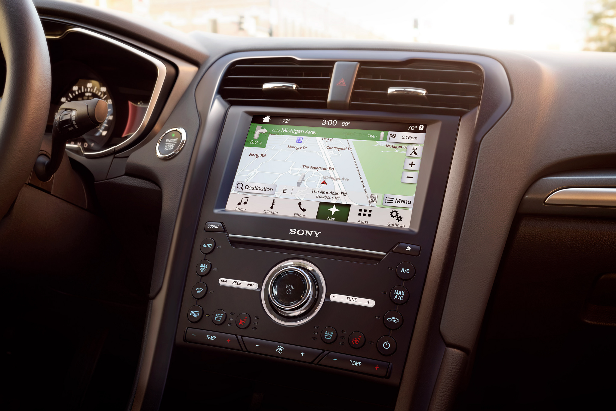 Will Cars Built In Gps Systems Put Iphone Navigation Apps