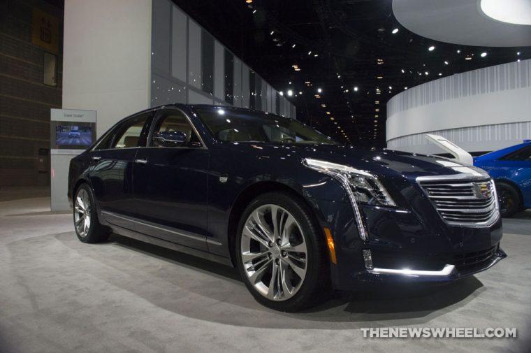 Chicago Auto Show - 2018 Cadillac CT6 Platinum