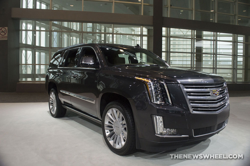 Cadillac Starts 2018 with Retail Sales Gains from Escalade ...