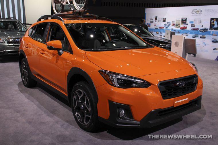 Chicago Auto Show - 2018 Subaru Crosstrek