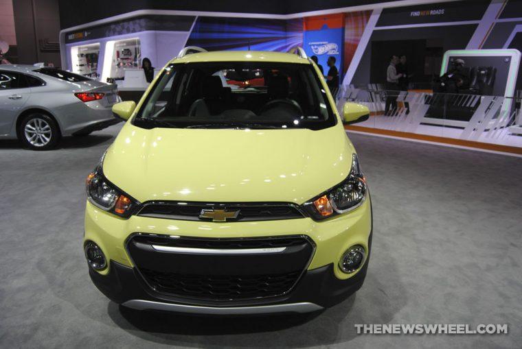 Chicago Auto Show - 2018 Chevrolet Spark Activ