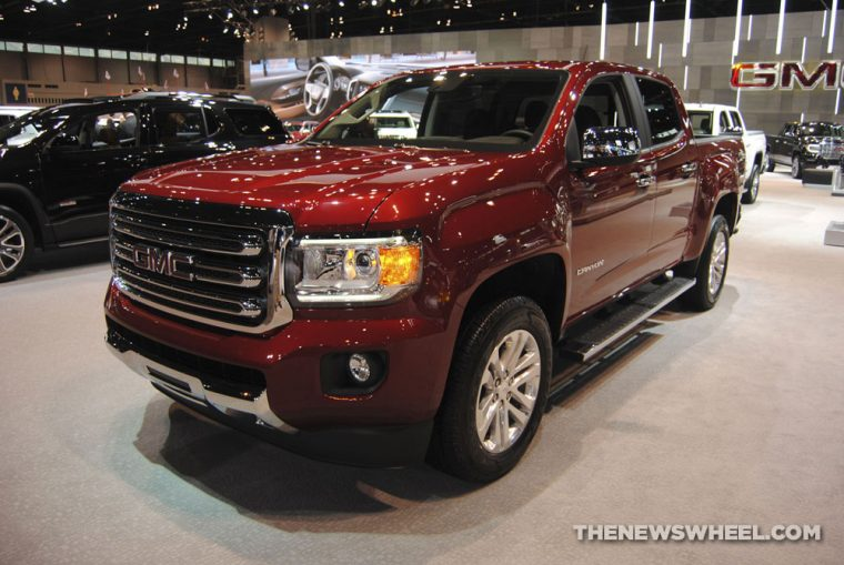 A Comprehensive List of Every GM Vehicle on Display at the ...