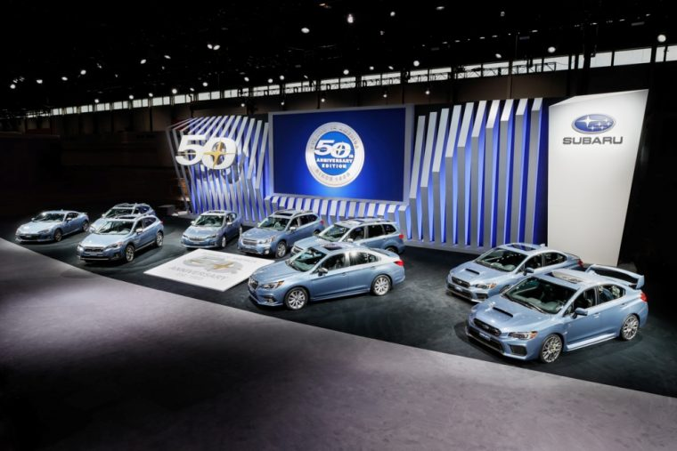 50th-auto_show_lineup