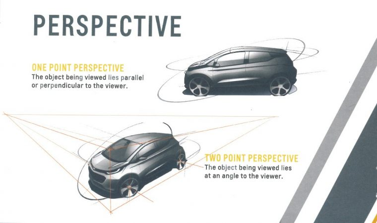 Chevrolet - How to Sketch a Car (Page 6)