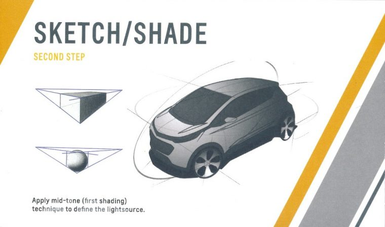 Chevrolet - How to Sketch a Car (Page 8)