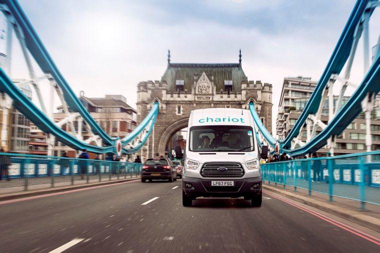 Ford Transit Chariot London