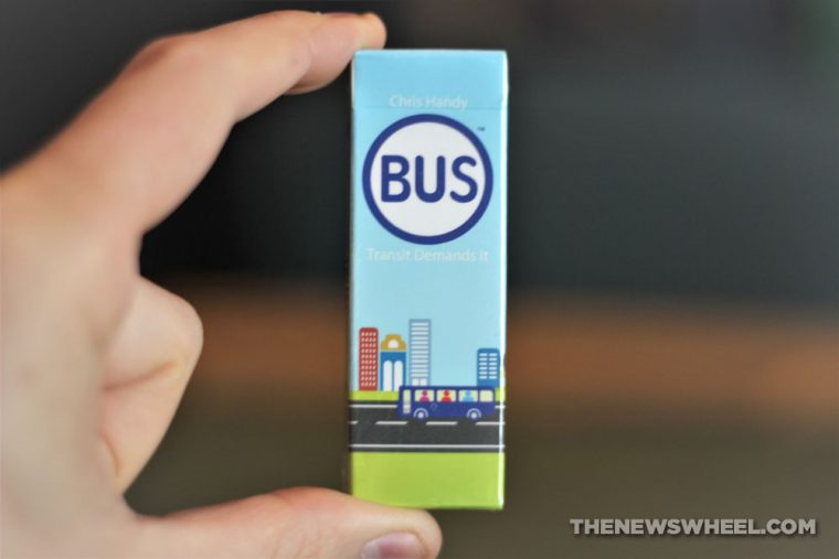 Bus pack o game transportation pocket game review tiny perplext small travel