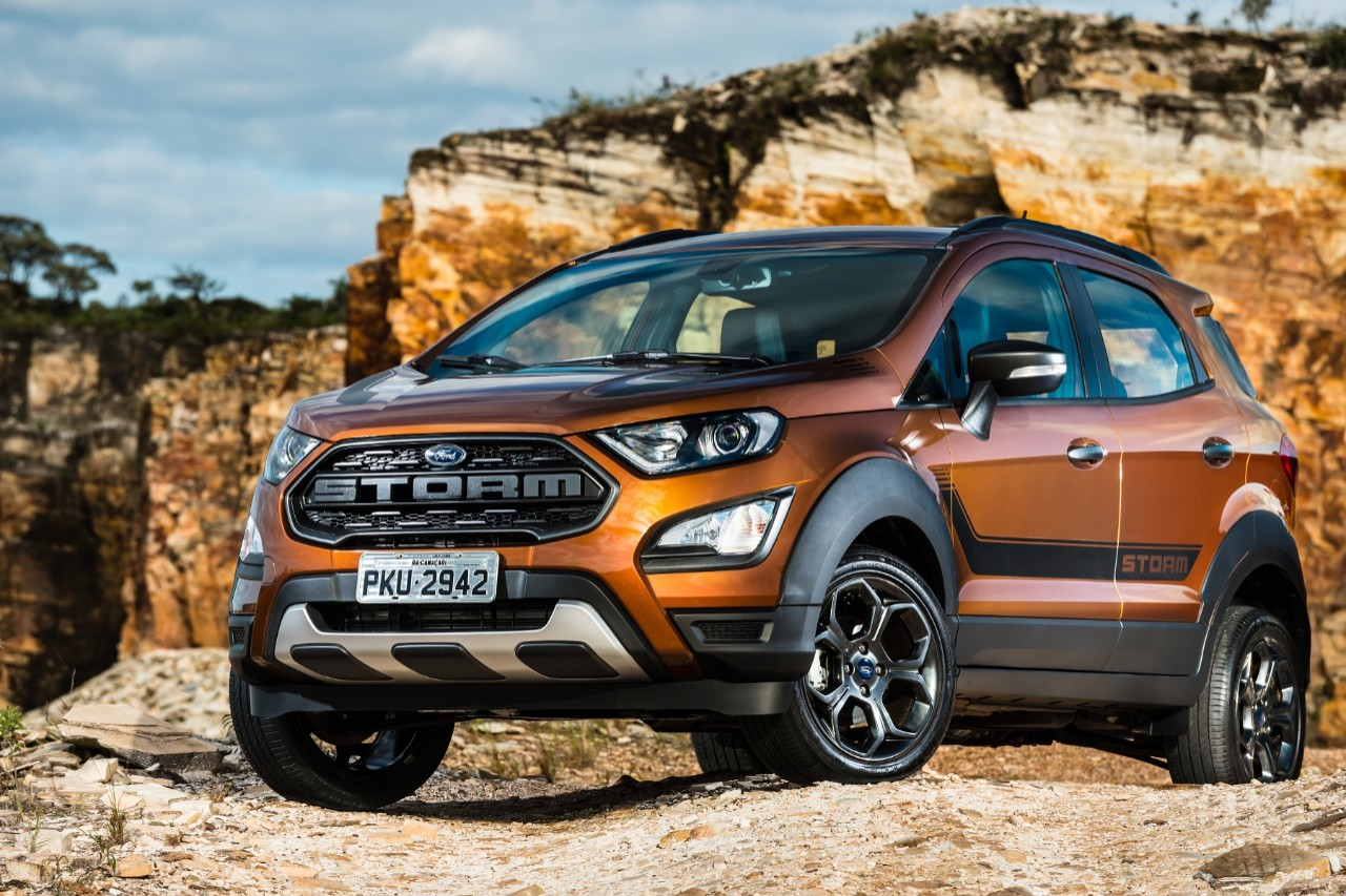 2018 Ford Bronco >> Is the Ford EcoSport Storm America's Ford EcoSport Raptor? Could Be! - The News Wheel