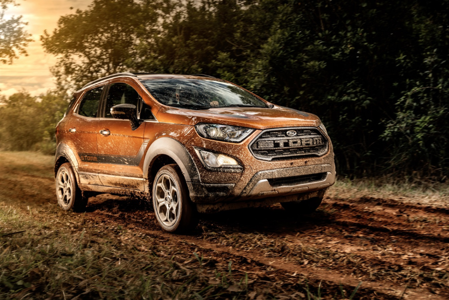 Is the Ford EcoSport Storm America's Ford EcoSport Raptor? Could Be! - The News Wheel