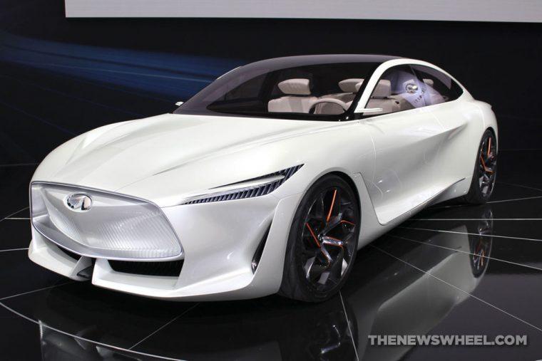 INFINITI Q Inspiration Concept Chicago Auto Show CAS