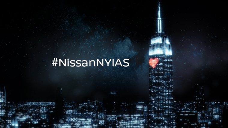 The New Nissan Altima Loves New York NAIAS