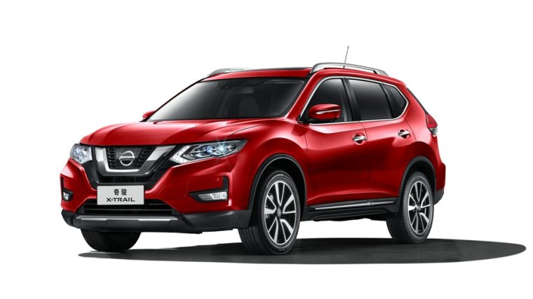 Nissan X-Trail CHina