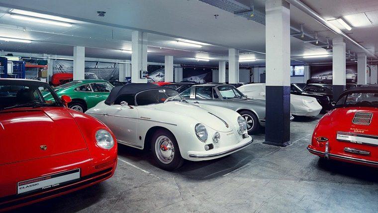 Porsche Classic Cars