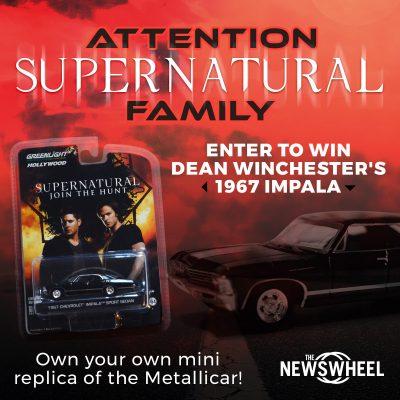 Supernatural Giveaway Thumbnail