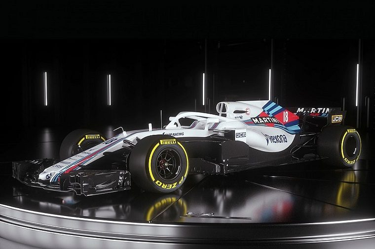 Williams-Mercedes FW41