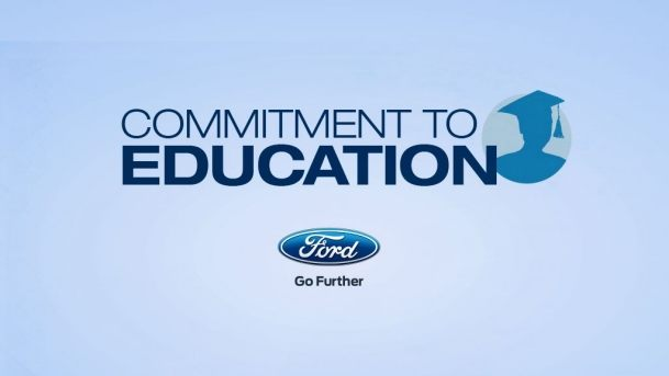Ford STEAM Commitment to Education
