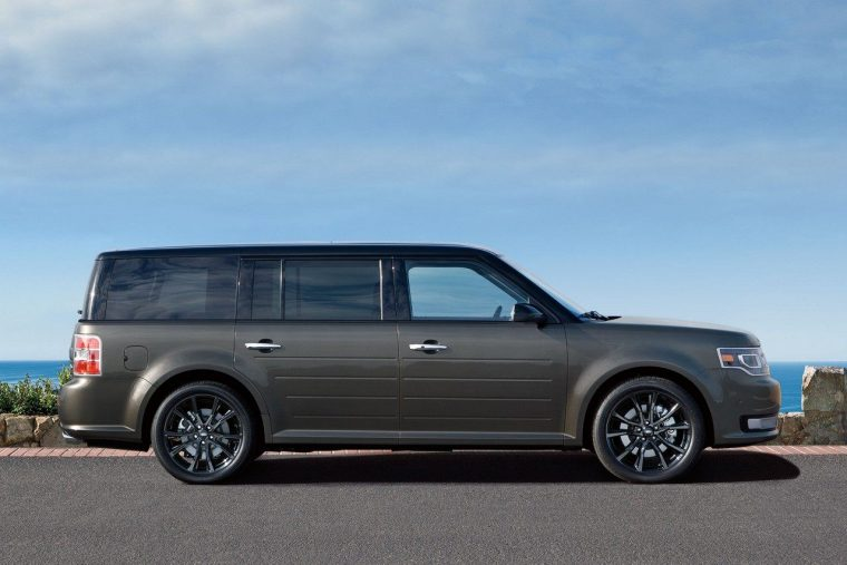 2018 Ford Flex Overview The News Wheel