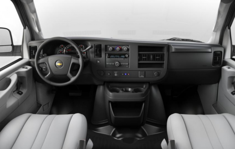 2018 Chevrolet Express Passenger Overview - The News Wheel