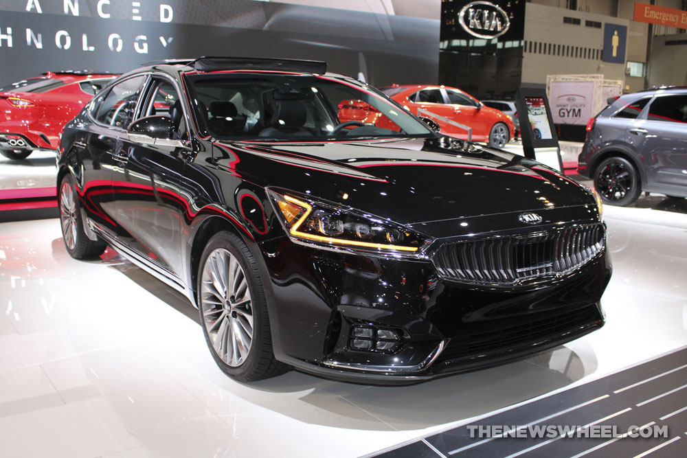 Kia Cadenza Earns Repeat Victory as Best Large Car for ...