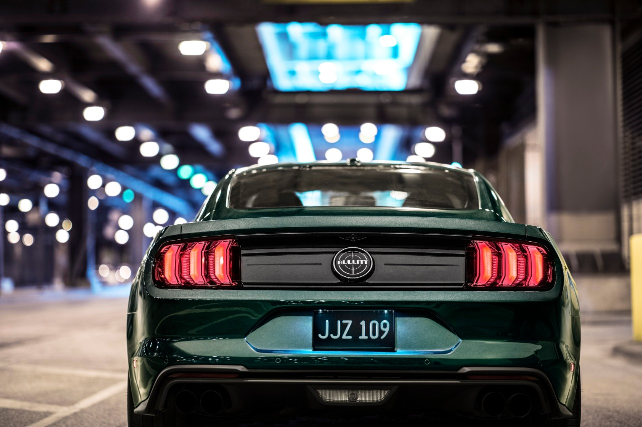 480-Horsepower 2019 Ford Mustang Bullitt Gets $46,595 Pricetag - The News Wheel