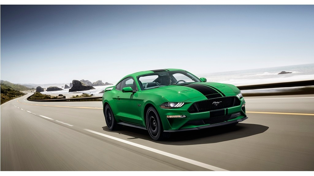 2019 Ford Mustang Gets New Need for Green Exterior Color, Rendering It Unpinchable | The News Wheel