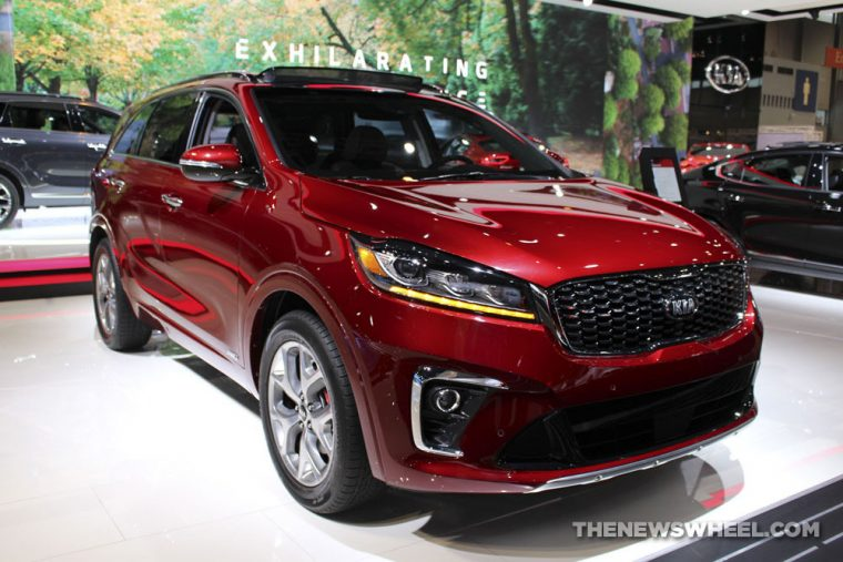 2019 Kia Sorento Pricing And Feature Upgrades The News Wheel