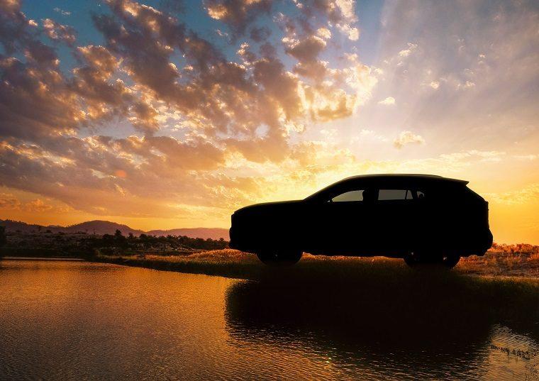 2019 Toyota RAV4 Teaser