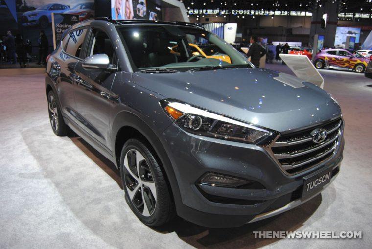 2018 Hyundai Tucson - Chicago Auto Show