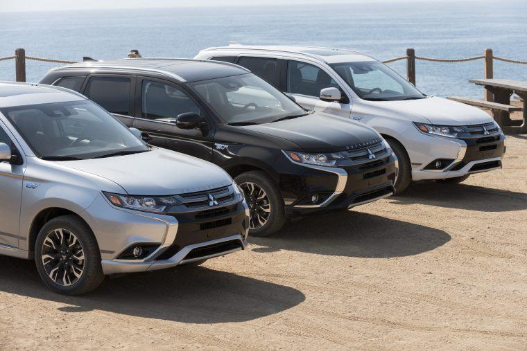 Mitsubishi SUV Lineup