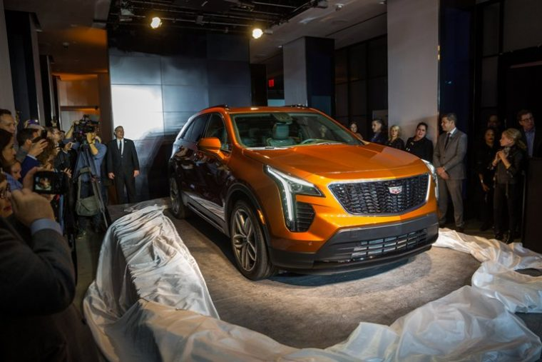 The 2019 Cadillac Xt4 Compact Suv Debuts With A 35 790 Pricetag