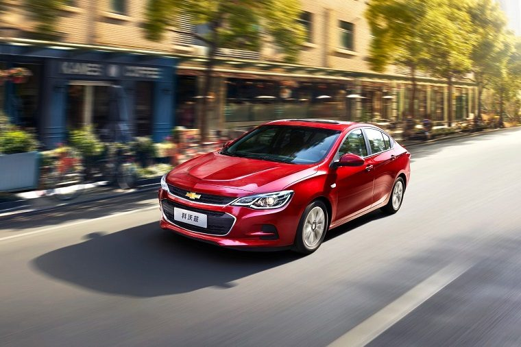 GM China third quarter sales