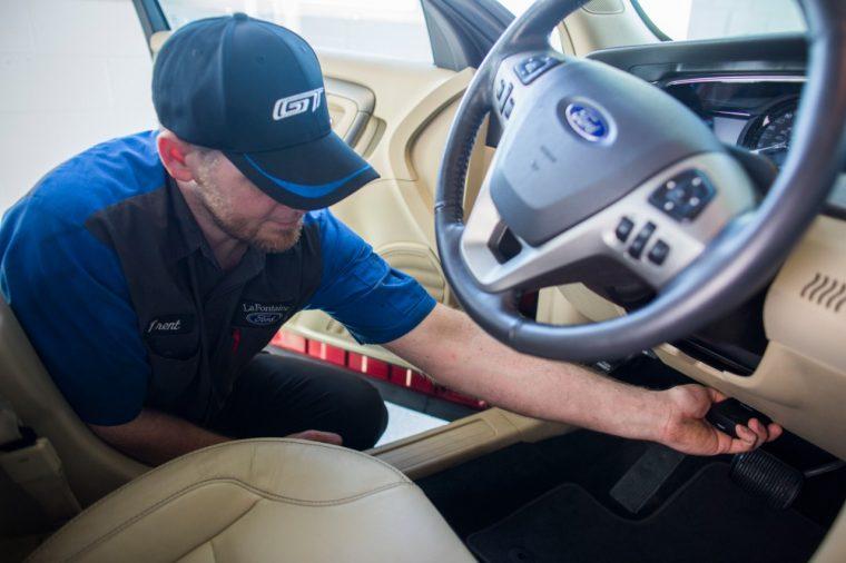 FordPass SmartLink Device Installation