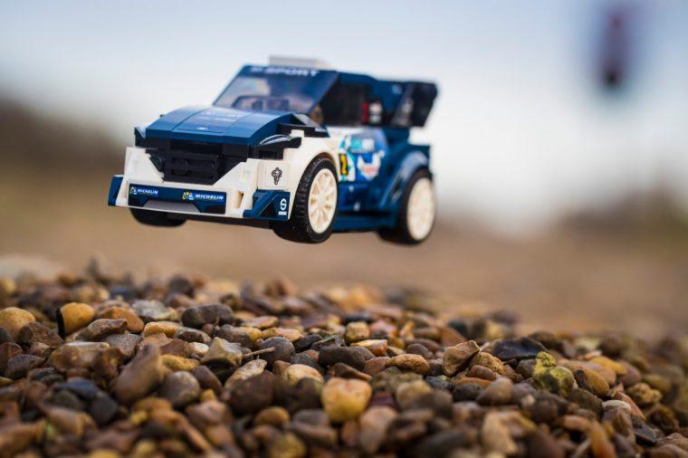 LEGO Speed Champions M-Sport Ford Fiesta WRC