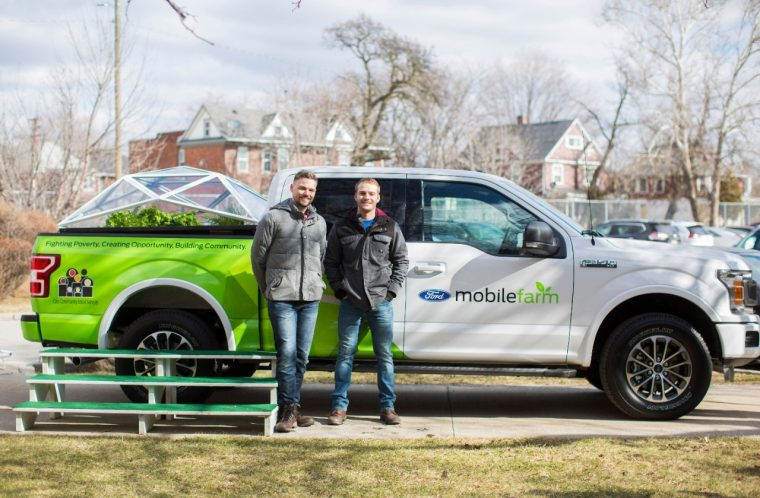 Ford Mobile Farm