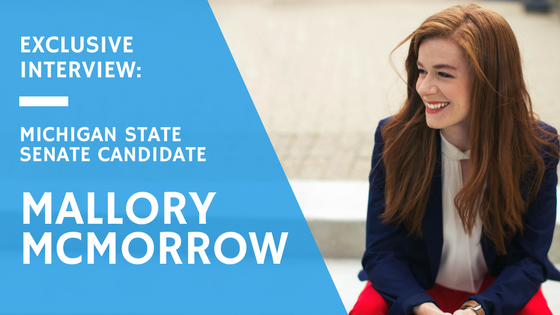 Mallory McMorrow Michigan State Senate Interview