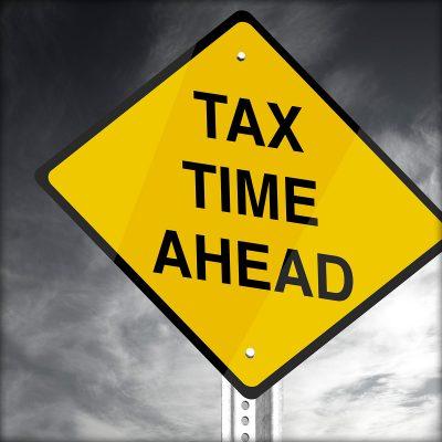 Tax season car deductions sign tax returns ideas itemize donate