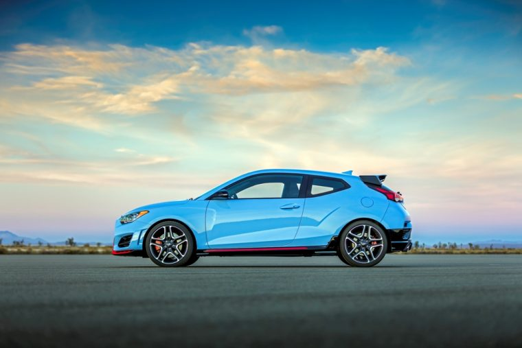 Rumor Has It The Hyundai Veloster N Might Get A Dual Clutch