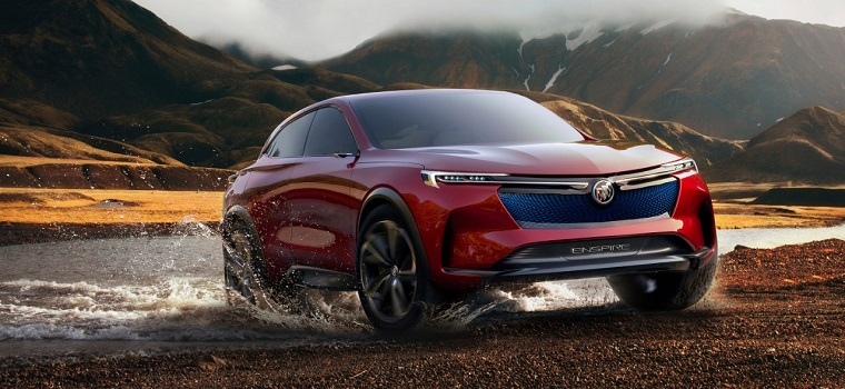 Buick Enspire EV