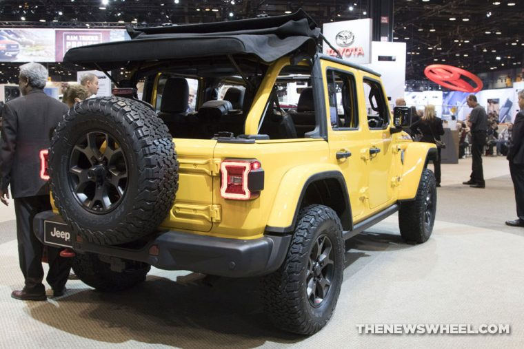 2018 Jeep Wrangler Named One of U.S. News & World Report's Fastest