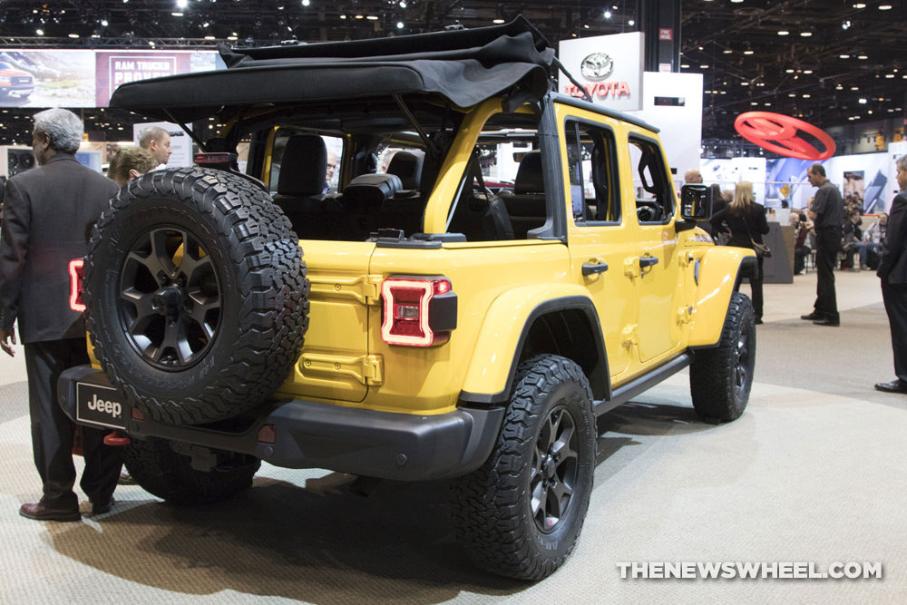 2018 jeep wrangler named one of u s news world report s fastest cars for the money the news. Black Bedroom Furniture Sets. Home Design Ideas