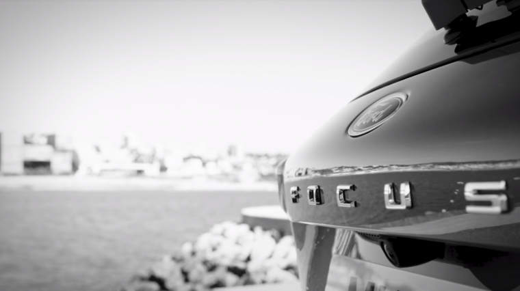 2019 Ford Focus teaser