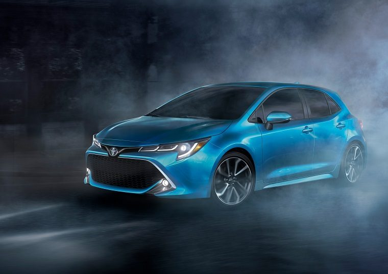 2019 Toyota Corolla Hatchback Overview The News Wheel