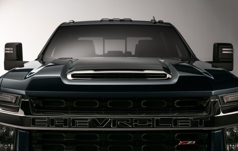 2020 GMC Sierra/Chevrolet Silverado 2500HD and 3500HD engines