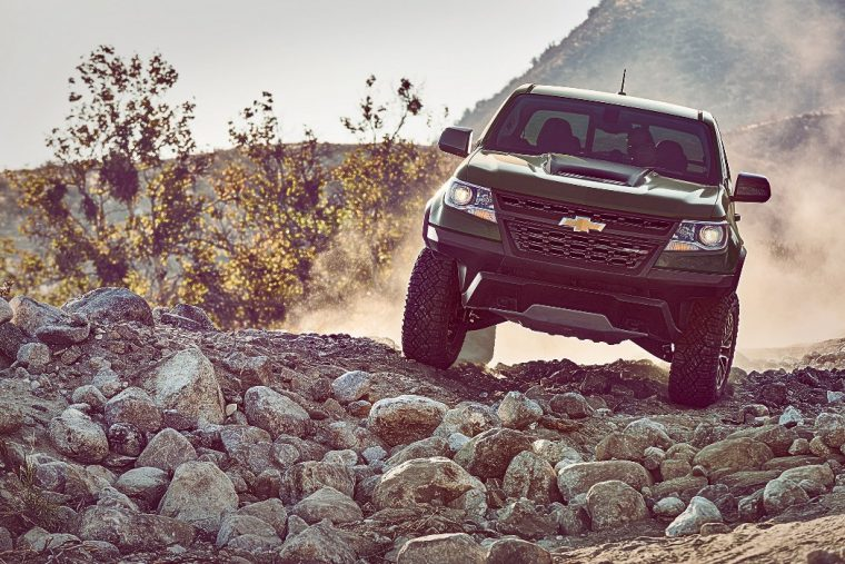 Chevy Truck Off-Road
